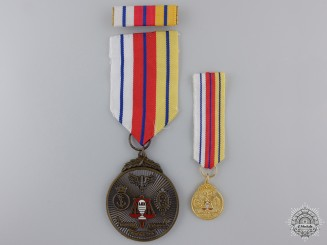 A Brazilian Order of Judicial Military Merit