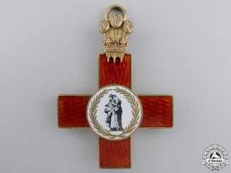 A British Order of the League of Mercy