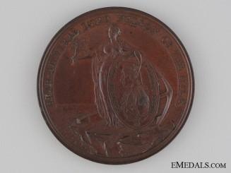 A Bronze Davisons Nile Medal