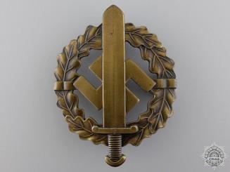A Bronze Grade SA Sports Badge by Berg & Notle A.G
