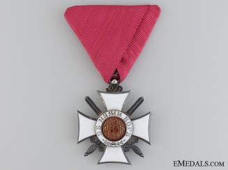 Bulgaria, Kingdom. An Order of St. Alexander with Swords, Fifth Class