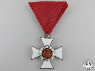 Bulgaria, Kingdom. An Order of Alexander, 5th Class Knight, c.1920