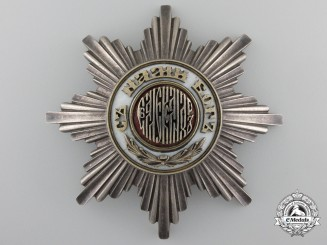 An Order of St.Alexander; 2nd Class Star