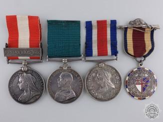 Canada, Dominion. A Canada General Service Family Group