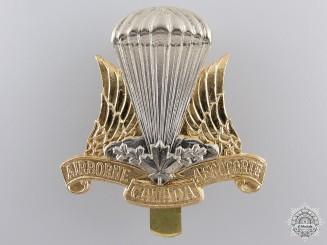 A Canadian Airborne Regiment Cap Badge