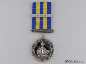 Canada. A Association of Chief of Police Service Medal