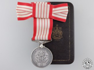 Canada. A Centennial Medal 1867-1967 with Case
