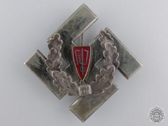 A Carpathian German Merit Decoration