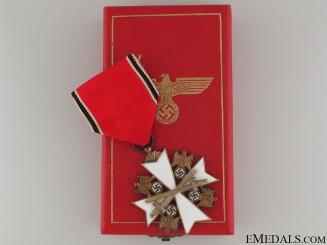 A Cased German Eagle Order