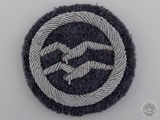 """A Civil Gliding Proficiency Badge, Achievement """"B"""" Badge"""