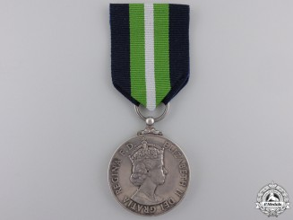 A Colonial Prison Service Long Service Medal