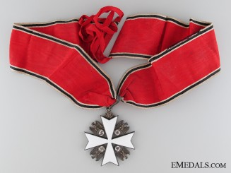 A Commander's German Eagle Order by Godet