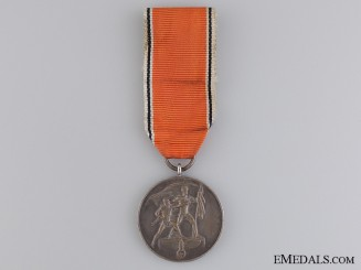 A Commemorative Medal 13 March 1938