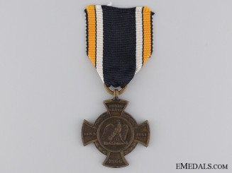 A Commemorative Medal for the War of 1866