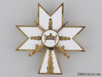 A Croatian Order of King Zvonimir; Second Class
