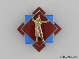 A Croatian Order of  Nikola Subic Zrinski