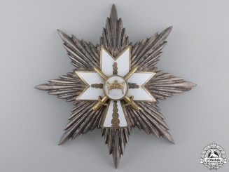 A Croatian Order of King Zvonimir; Grand Cross by Braca Knaus