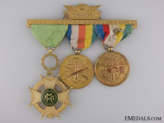 A Cuban Group of Three Awards
