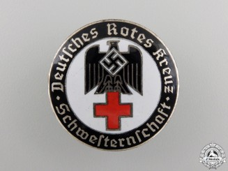 A DRK Sisterhood Service Badge
