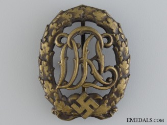 A DRL Sports Badge Werstein Jena