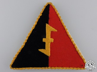 A Dutch N.S.K.K. Arm Badge