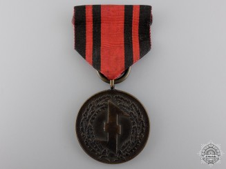 A Dutch NSB Storm Troopers Medal 1932-1935
