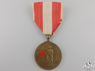 A Dutch Red Cross Medal