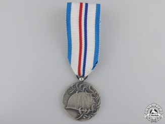 A Dutch UN Peacekeeping Operations Medal