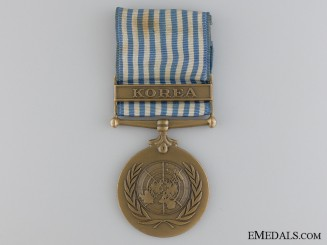 A Dutch United Nations Korea Medal