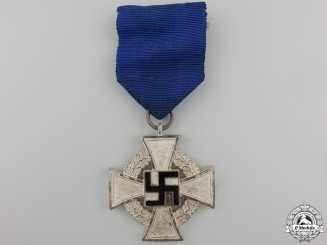 A Faithful Service Cross; Third Class