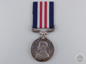 A Fine First War Military Medal for Rushing Enemy Posts 1918
