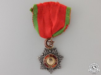 A Fine Miniature Turkish Order of Medjidie