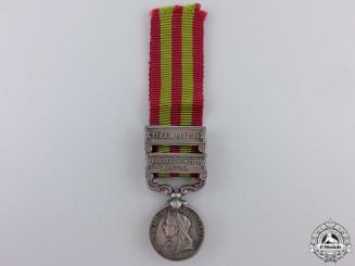 A Fine Period Miniature India Medal 1895-1902