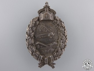 A Fine Quality Imperial German Prinzen Pilot's Badge