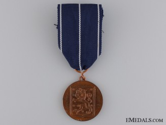 A Finish Continuation War Commemorative Medal 1941-1945