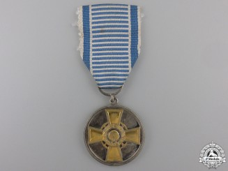 A Finnish Sports Merit Medal