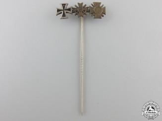 A First & Second War German Stick Pin