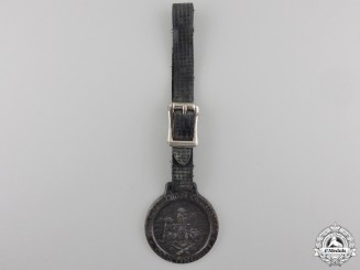 A First War 1915 Canadian Overseas Contingent Watch Fob