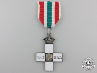 A First War 3rd Army Commemorative Cross; Silver Grade