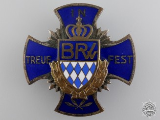 A First War Veteran's Honour Badge by Deschler