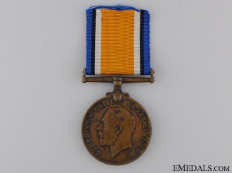 A First War British War Medal to the Chinese Labour Corps