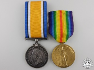 A First War Brother Pair to the 31st Canadian Infantry Battalion; KIA