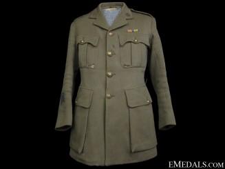A First War CEF Captain's Tunic
