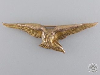 A First War French Pilot's Wing