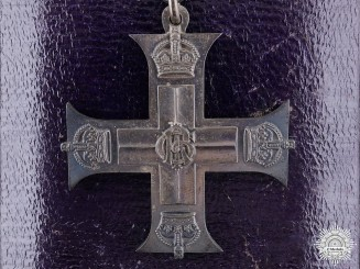 A First War George V Military Cross