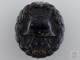 A First War German  Black Grade Wound Badge