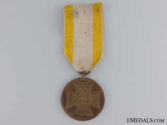 A First War Hanoverian Veterans Service Medal