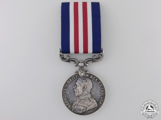 Canada. A Military Medal to 3rd Canadian Battalion, April 1917 Night Raid
