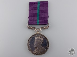 A First War New Zealand Meritorious Service Medal