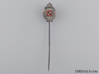 A First War Observer's Badge Stickpin